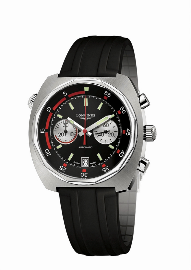 Longines Heritage Dive collection-