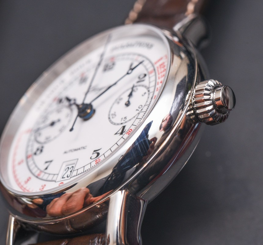 Longines-Pulsometer Chronograph