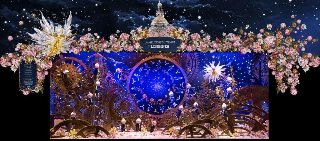 Longines-brings-Springtime-to-Paris-