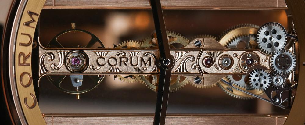Corum Golden-Bridge-Round-watch