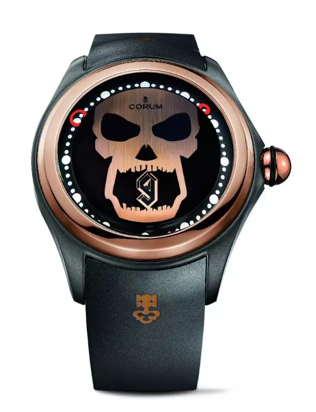 Corum Bubble Presents the innovation and fashion, attracting many watch lovers who love interesting timepieces.