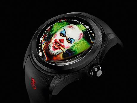 The timepiece has attracted many men who are interested in unique personality.
