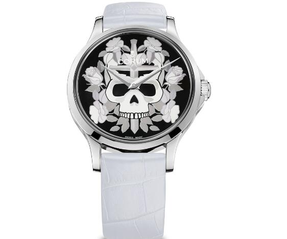 The skull pattern has been adopted by many famous watch brands.