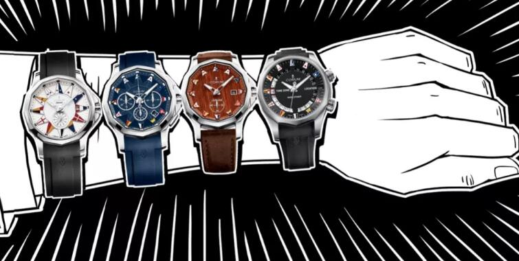 The best Corum Admiral watches are popular sporty watches.